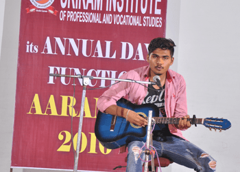Annual Day Function Aagaz 2017