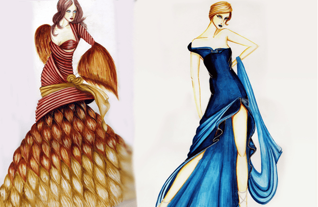 Diploma Courses in Fashion Design in Delhi/NCR - Fees 45