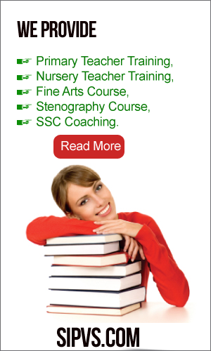 shorthand, stenography, primary teacher trainging, nursery teacher training, fine arts institute in delhi