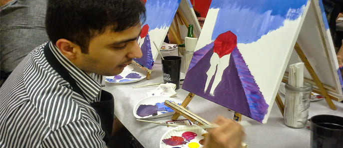 hobby classes in delhi